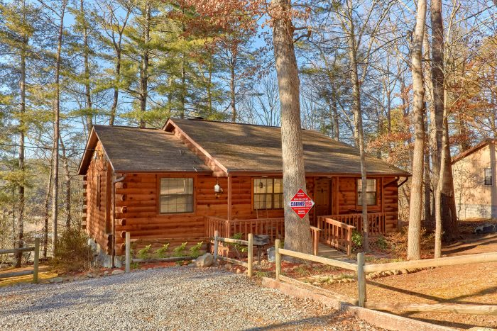 Autumn Breeze Cabin Rental Photo