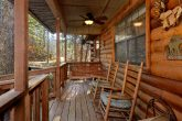 Front Porch with Swing and Rocking Chairs
