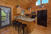 2 Bedroom cabin with Master Bedroom and King Bed
