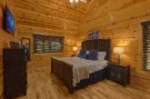 2 bedroom cabin with luxurious Master Bedroom