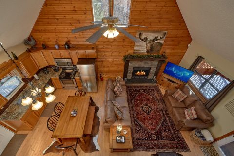 Spacious 2 Bedroom 2 Bath Cabin Sleeps 8 - Autumn On Sunrise