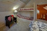 2 Bedroom Cabin with Twin Bunk Beds