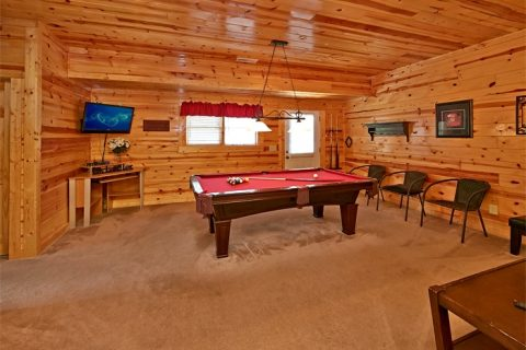 Premium Pigeon Forge Cabin with Game Room - Autumn Ridge