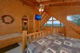 Loft King Bedroom with Jacuzzi Tub
