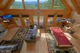 Spacious cabin with Sleeper Sofa and Pool Table