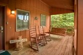 Rustic 2 Bedroom Cabin with Porch Swing and Deck