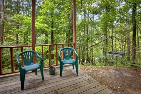 Secluded Cabin with Hot Tub and Grill - B & D Hideaway