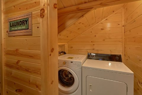 5 Bedroom Cabin with Full Size Washers / Dryers - Bar Mountain