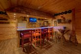 5 Bedroom Cabin with Full Bar