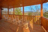 Premium 5 Bedroom Cabin with View