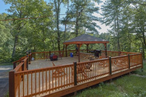 Private 5 Bedroom Cabin with Large Deck - Bar Mountain II