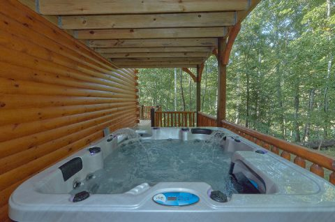 5 Bedroom Cabin with Hot Tub & Wireless Internet - Bar Mountain II