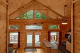2 Bedroom Cabin with Wooded View