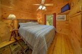 Premium 2 Bedroom Cabin with King Master Bedroom