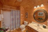 Rustic Cabin in Gatlinburg with 2 bathrooms