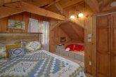Heart Shape Jacuzzi Tub 1 Bedroom Cabin