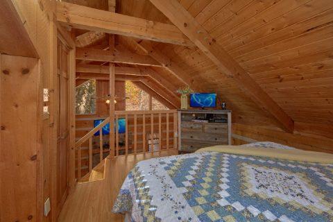 1 Bedroom Cabin Sleeps 4 - Bare Kissin And Huggin