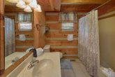 Main Floor Full Bath Room 1 Bedroom Cabin