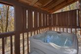 Private Hot Tub 1 Bedroom Cabin Sleeps4