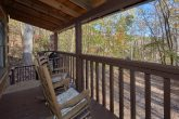 1 Bedroom Cabin Sleeps 4 with Rocking Chairs