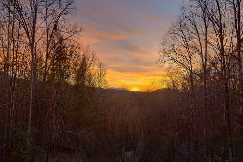 Beautiful Sunset 1 Bedroom Vacation Home - Bear Bottoms
