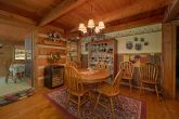 Rustic 3 Bedroom Cabin with Dining Room