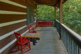 Spacious 3 Bedroom Cabin with Large Deck