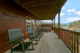 Premium 6 bedroom cabin rental in Pigeon Forge
