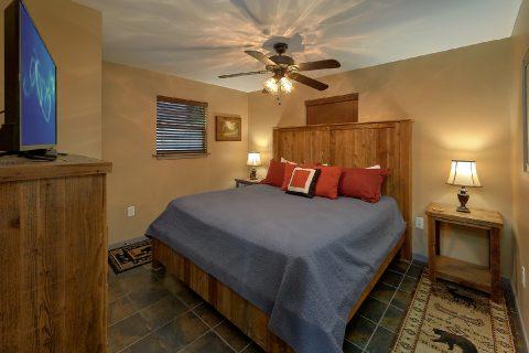 2 Bedroom Cabin Near Pigeon Forge - Bear Creek Hollow