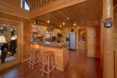 Smoky Mountain Cabin with an Eat-In Kitchen