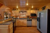 4 Bedroom Cabin with A Fully Stocked Kitchen