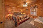 4 Bedroom Cabin with A Main Level Master