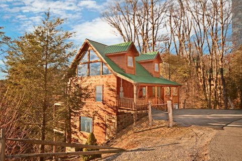 Featured Property Photo - Bear Footin In The Smokies