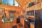 Cabin with Fully Equipped Kitchen in Gatlinburg