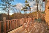 Great Smoky Mountain Cabin Rental with Views