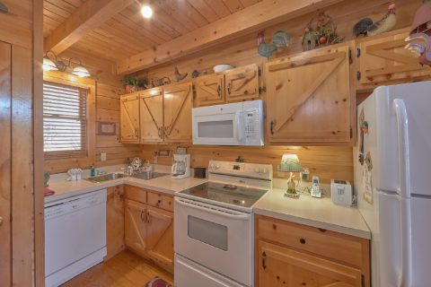 Wears Valley 1 Bedroom 2 Bath Cabin Sleeps 5 - Bear Heaven
