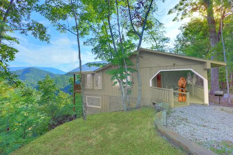 1 Bedroom Cabin in Wears Valley Sleeps 4 - Bear Hugs