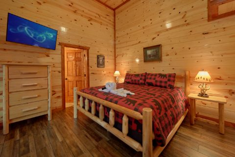 6 Bedroom 6 Full Bath 2 Half Bath Sleeps 20 - Bear Paddle Lodge