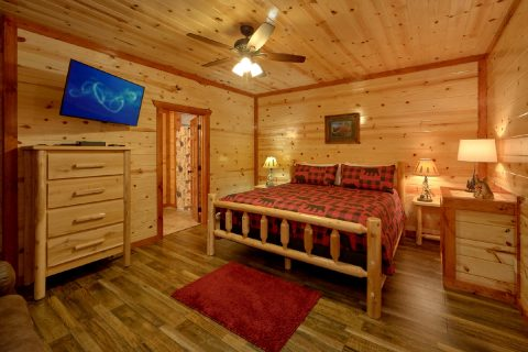 6 Bedroom with Large Spacious Bedrooms - Bear Paddle Lodge