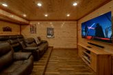 6 Bedroom 86 Inch TV Theater Room