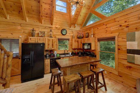 3 Bedroom Cabin in Settlers Ridge Resort - Bear Pause Cabin