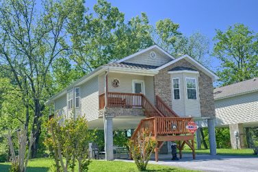 River Pointe Pigeon Forge Rentals   Chalets In Pigeon Forge