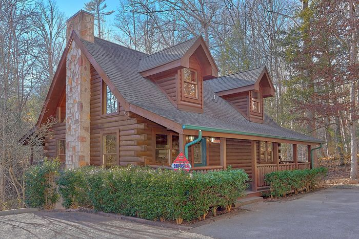 Bear Play Cabin Rental Photo