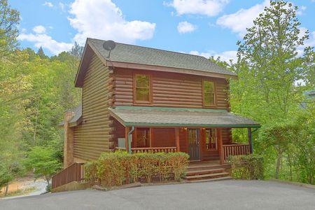 Deer To My Heart: 5 Bedroom Sevierville Cabin Rental