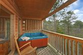 Smoky Mountain Premium Cabin with a Hot Tub