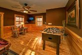 Fooseball Table in Billiard Room