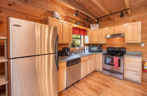 3 Bedroom Cabin with Fully Equipped Kitchen - bearHAVEN