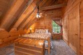 King Bed in Loft Bedroom Sleeps 10