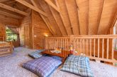 Loft Area with Kids Games Sleeps 10