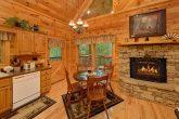 Open Floor Plan 1 Bedroom Cabin Sleeps 6